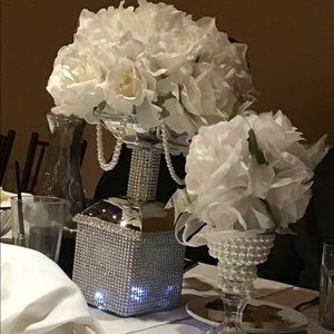 Centerpieces for Engagement Parties,Weddings